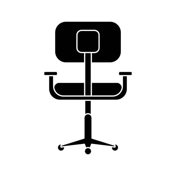 Vector Chair Icon Symbol Set Stock Vector Mikefirsov