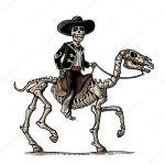 ᐈ Skeleton Horse Tattoo Stock Vectors Royalty Free Horse Skeleton Illustrations Download On Depositphotos