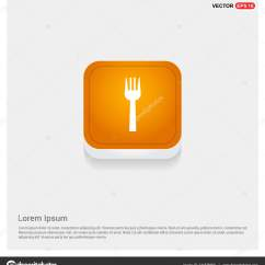 Kitchen Fork Hanging Lights 厨房叉图标 图库矢量图像 C Ibrandify 131576900 图库矢量图片
