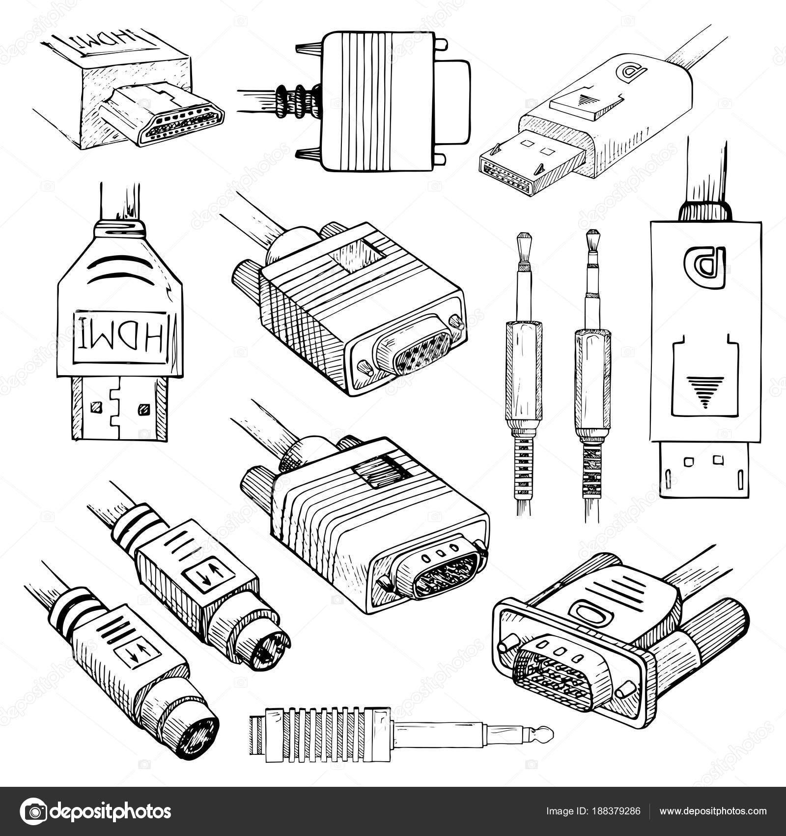 Hdmi Cable Schematic Diagram