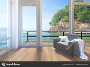 empty living interior windows sea rendering geerati gmail 1600