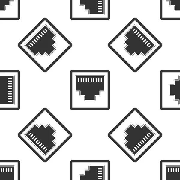 LAN Anschluss-Symbol — Stockvektor © puruan #140252740