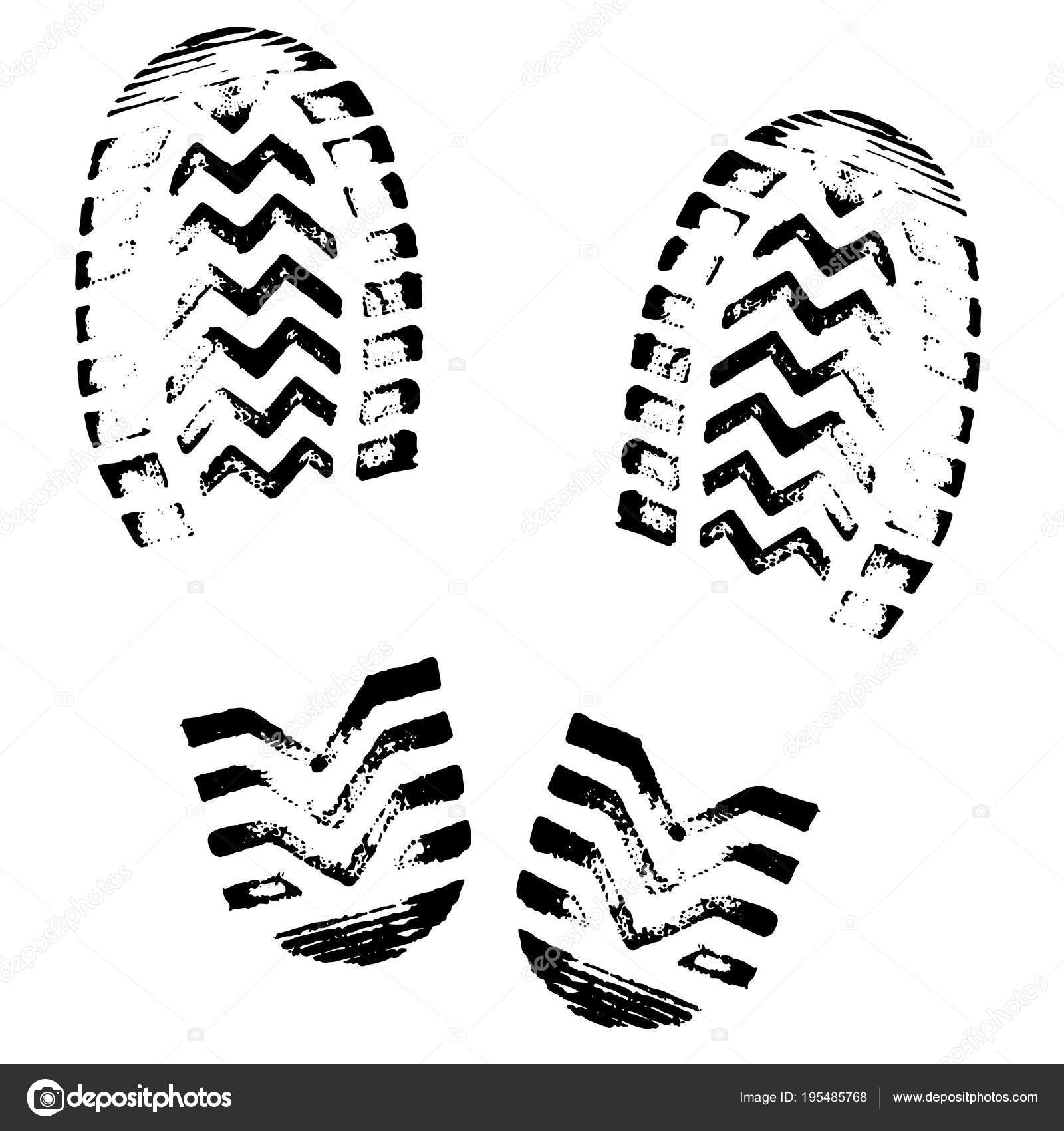 Boot Tread Patterns