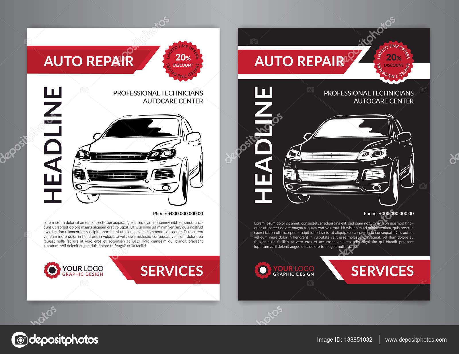 set auto repair business