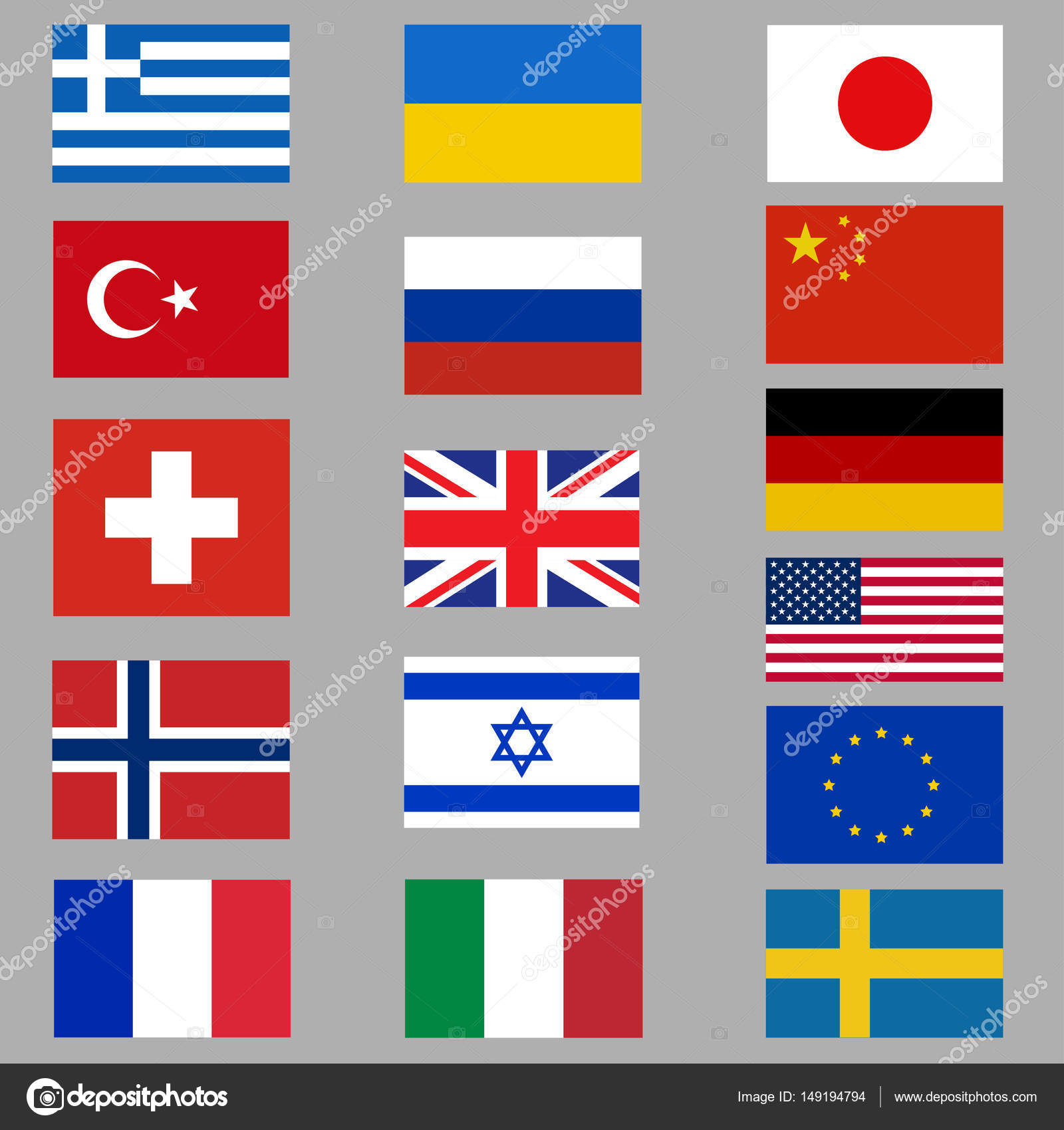 national flags flags of