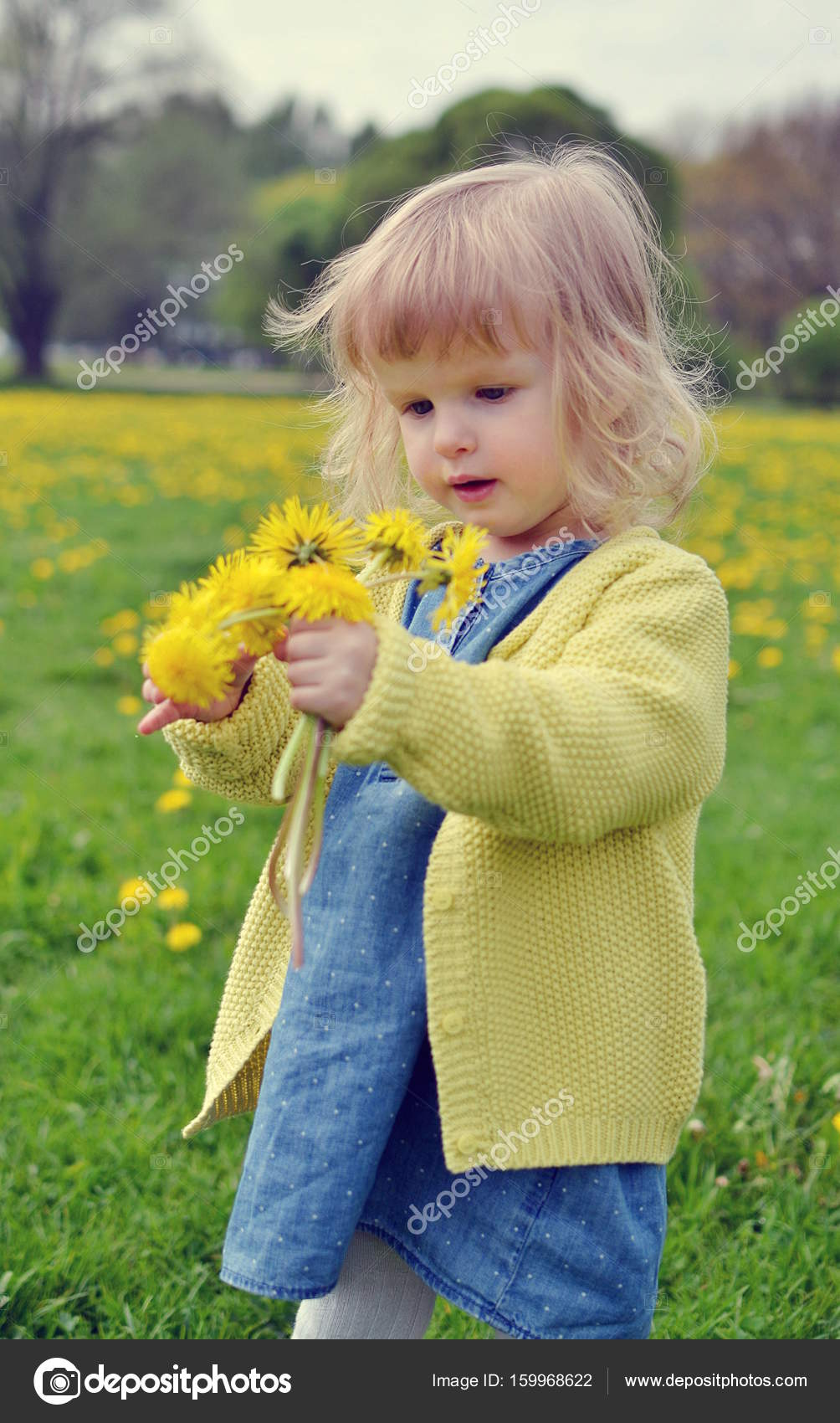 cute little girl walking