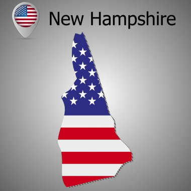 The granite state (its nickname) has a short coastline (24 … New Hampshire Outline Icon Free Vector Eps Cdr Ai Svg Vector Illustration Graphic Art