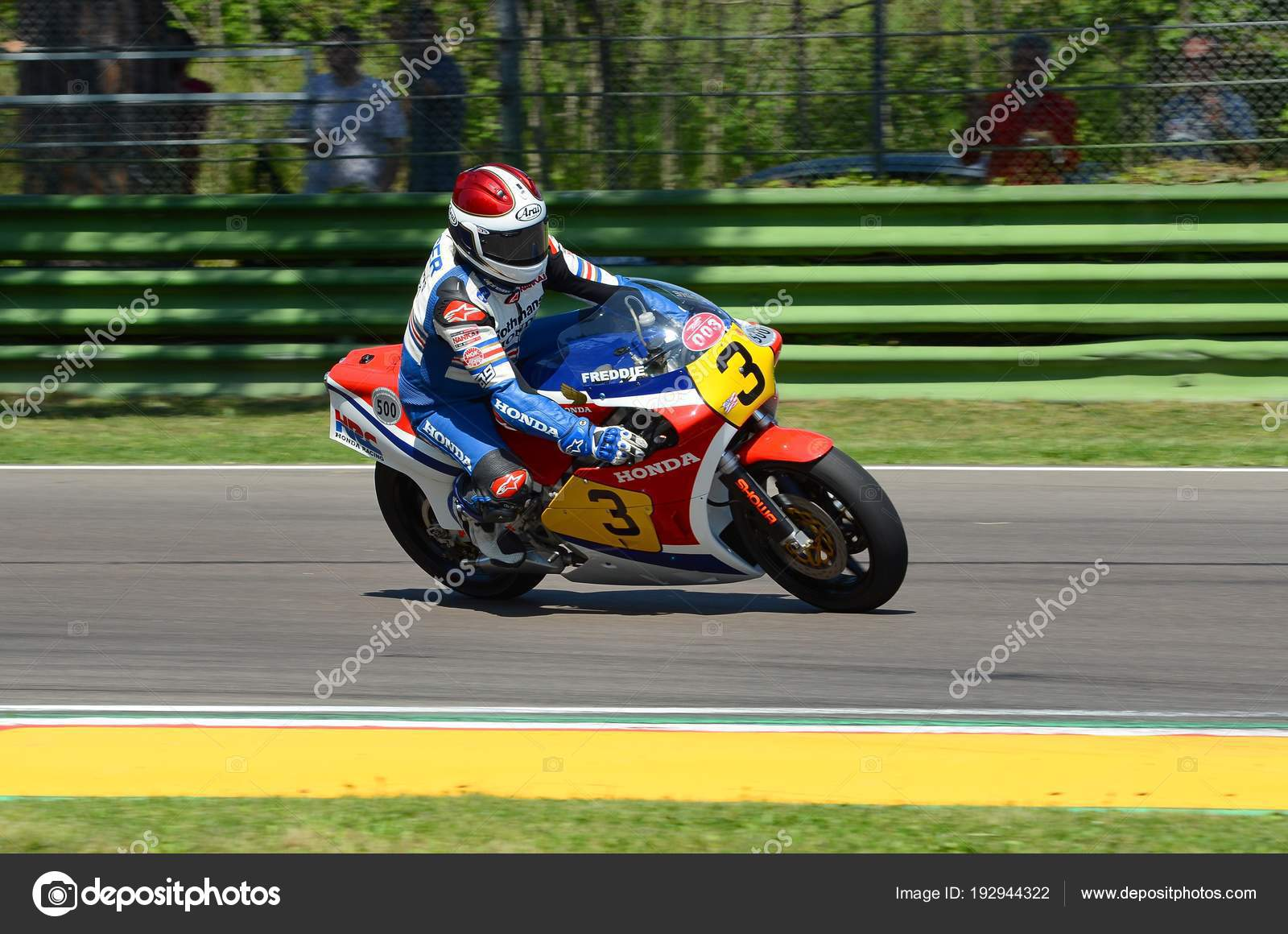 april 2018 freddie spencer