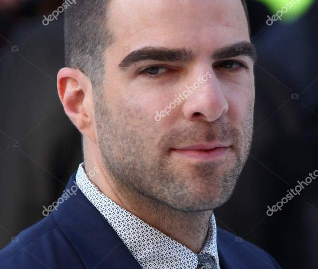 Actor Zachary Quinto At The Uk Premiere Of Star Trek Into Darkness At The Empire Cinema London Uk 2nd May 2013 Photo By