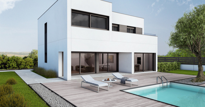 maisons prefabriquees prix et modeles