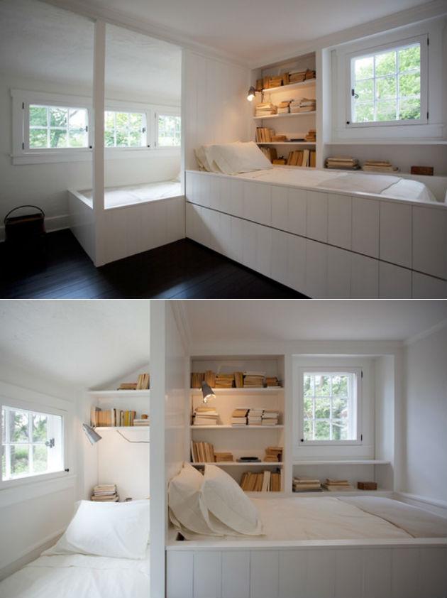 10 ideas de decoracin para habitaciones pequeas para