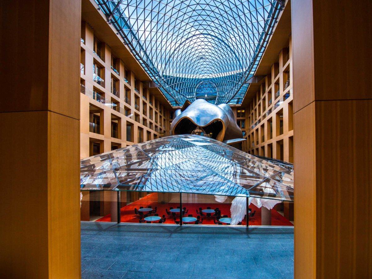 Las Maravillas De Frank Gehry Premio Prncipe Asturias
