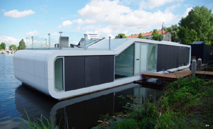 Las Casas Flotantes M 225 S Espectaculares Del Mundo Fotos