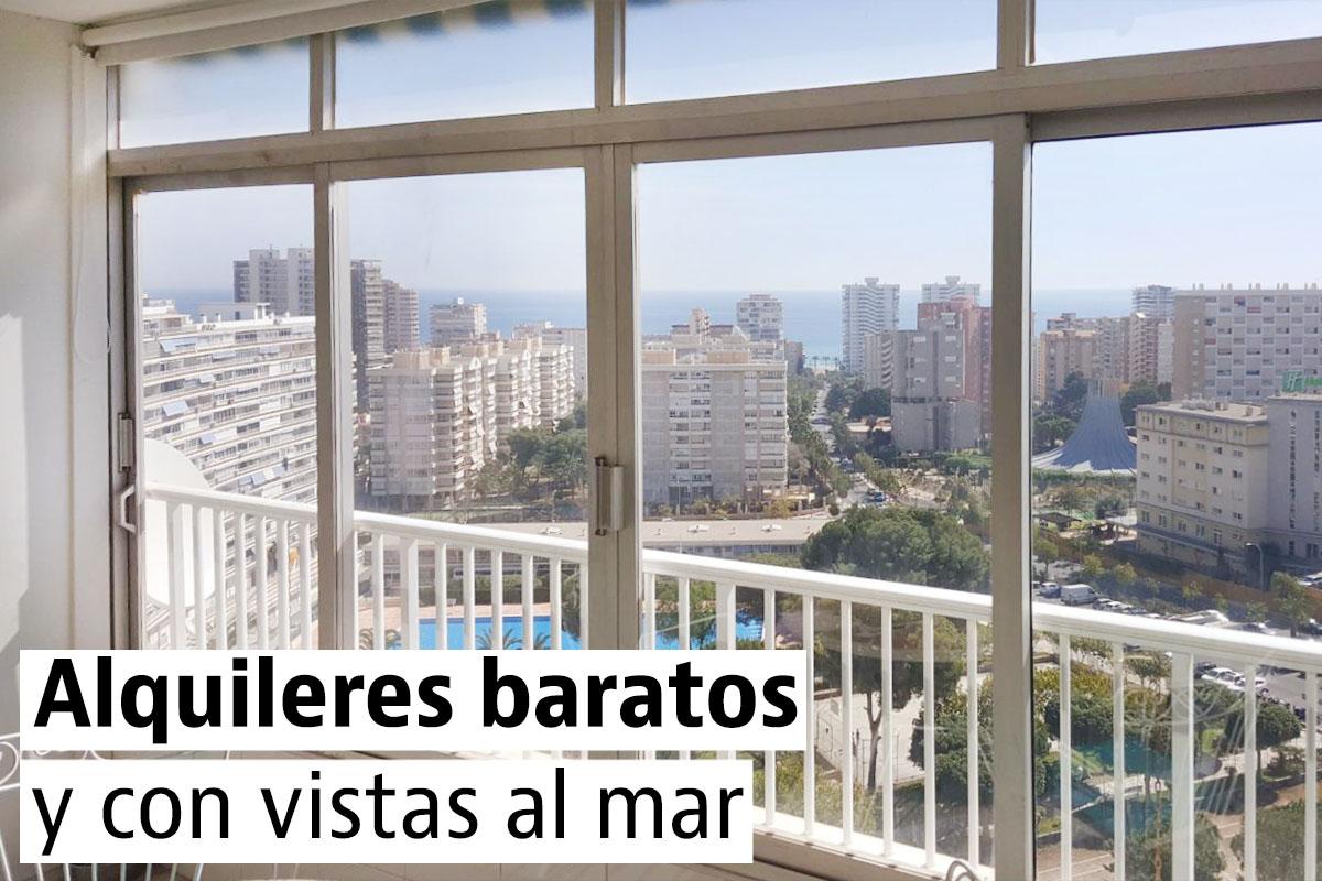 Alquiler de apartamentos en la playa  idealistanews