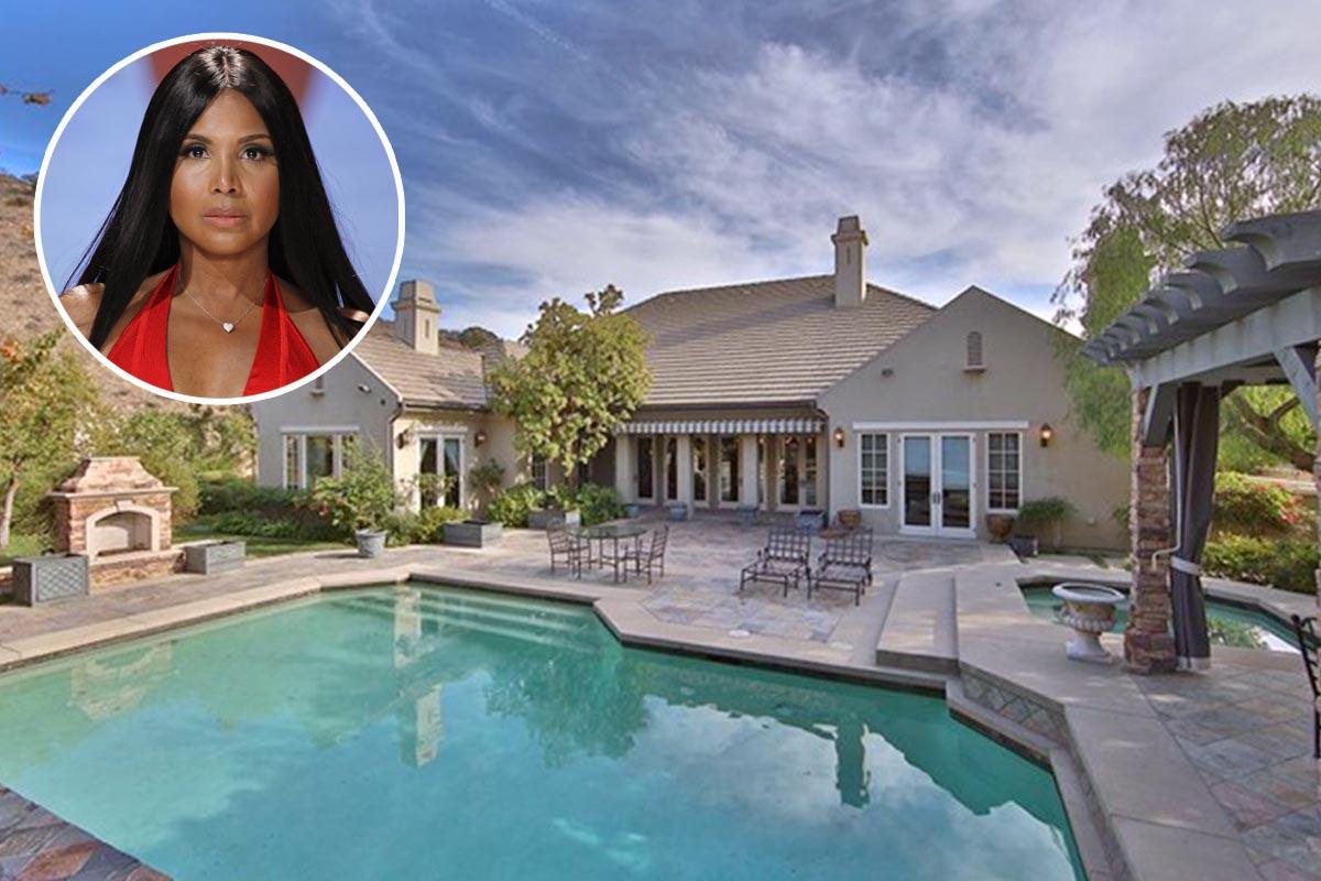 La cantante Toni Braxton vende su mansin de California por 34 millones de dlares  idealistanews