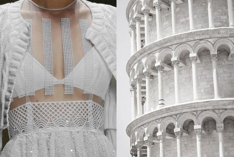 Laura Biagiotti Spring 2012 | Torre de Pisa