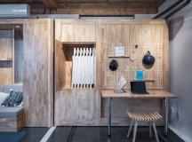 La solución del futuro a los pisos pequeños: muebles ...