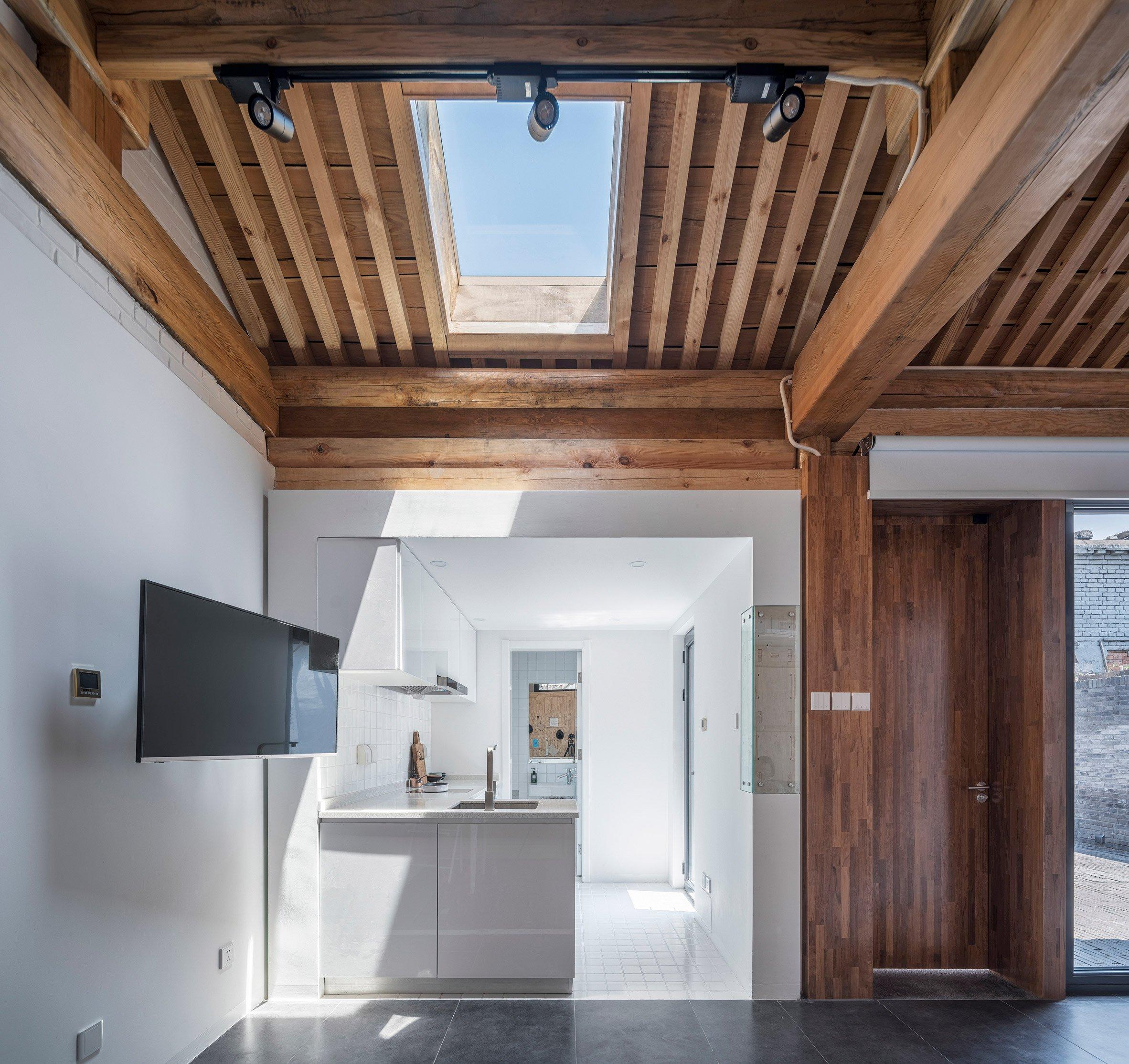 La solucin del futuro a los pisos pequeos muebles