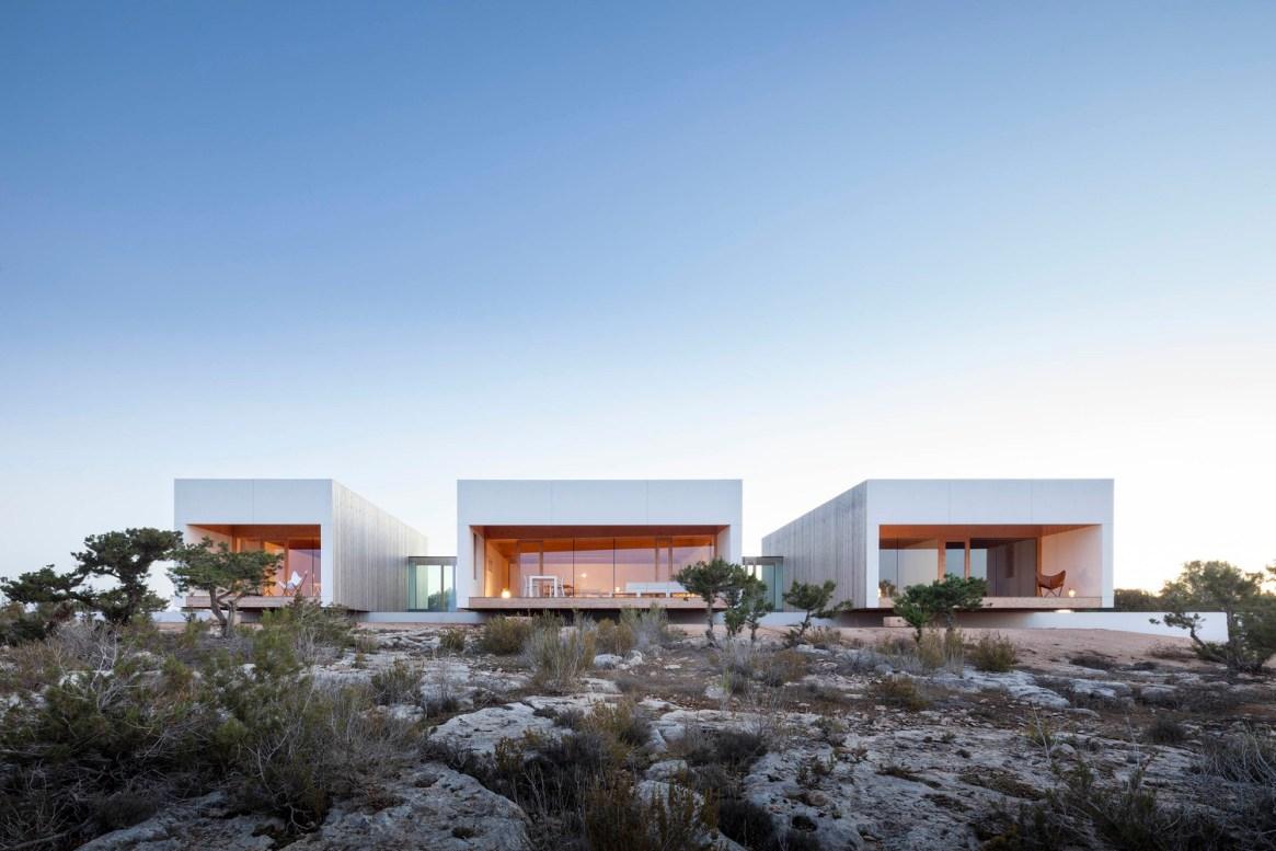 Una vivienda de 315 m2