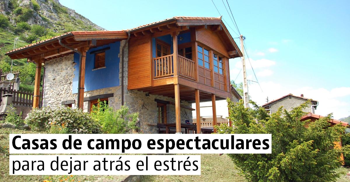 15 casas rsticas baratas en venta  idealistanews