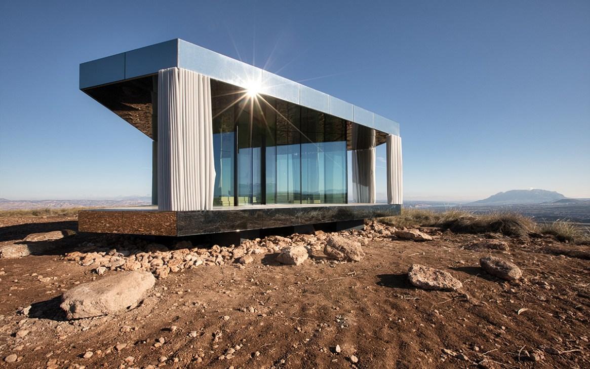 Diseñado por OFIS Arquitecture