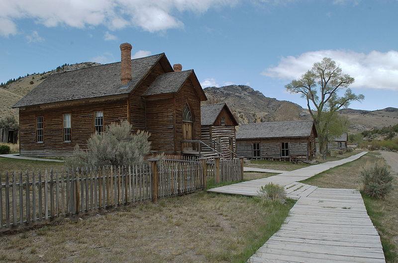 Bannack State Park, Montana