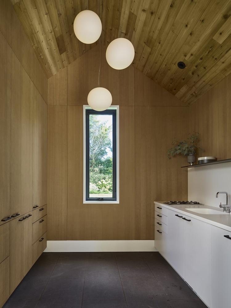 Diseño nórdico en madera