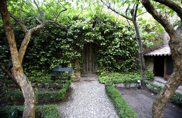 Jardín Museo Lope de Vega