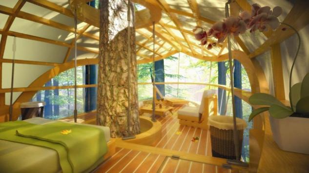 olor a madera deber ser genial en esta habitación / Recreo Viral