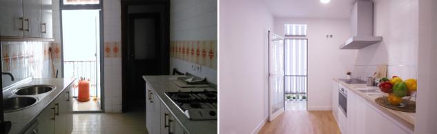 Cocina / Inmobiliaria Urbanitas