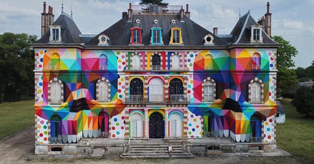 Una lavado de cara a un palacio francés del S. XIX