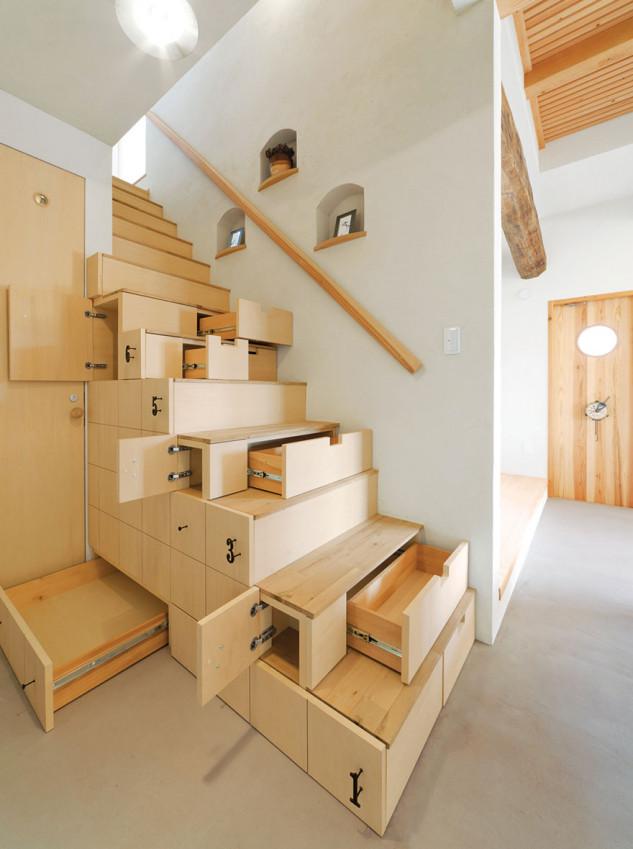 Cómo optimizar todo el espacio de la casa