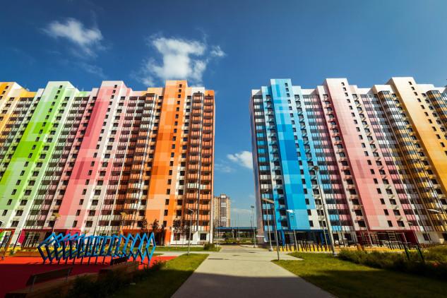 Con 16 pisos de altura / Mosproekt-3 y Iosa Ghini Associati
