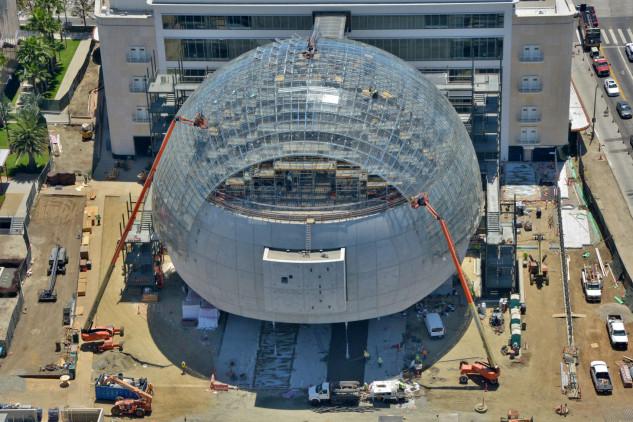Museo de la Academia de Cine, Los Angeles, EEUU, de Renzo Piano