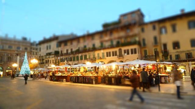 Mercado de Navidad, Verona