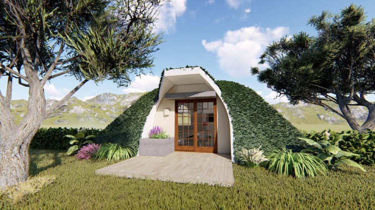 Modelo Wakiki, desde poco más de 13.000 euros / Green Magic Homes