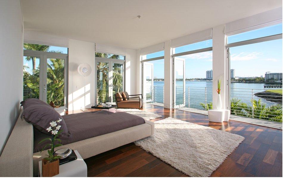 Case da sogno design minimalista e spazi aperti con vista sulla baia miami  idealistanews