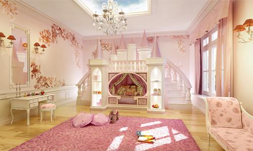 10 modi eccentrici di decorare le stanze delle principesse fotogallery  idealistanews