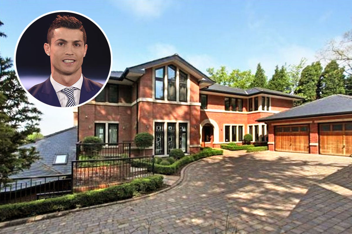 Cristiano Ronaldo compra casa a Madrid video  idealista