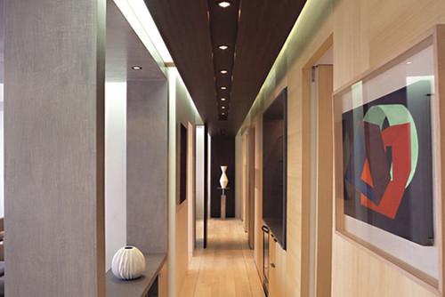 9 idee per decorare un corridoio stretto fotogallery