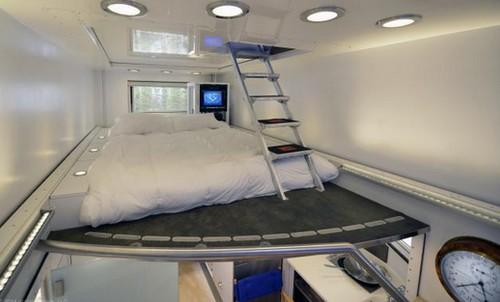 Un loft di lusso sulle ruote questo  kiravan il caravan pi grande e moderno del mondo foto