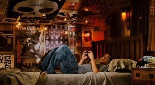 Simona izzo ci guida nell`intimità delle camere da letto. Come Hollywood Ha Progettato Le Camere Da Letto Degli Adolescenti Di Mezzo Mondo Negli Ultimi 70 Anni Fotogallery Idealista News