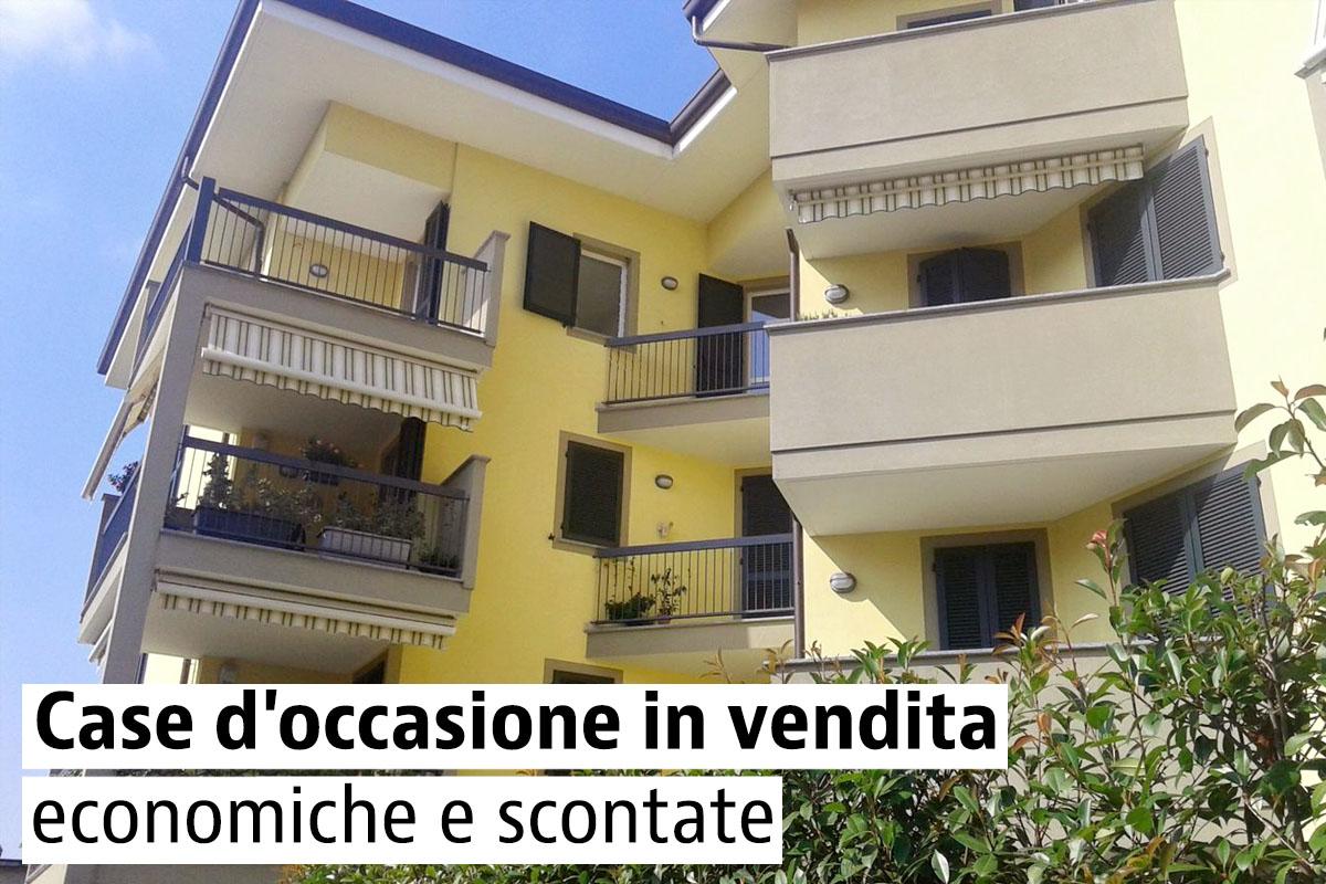 Case scontante in vendita a meno di 170000 euro