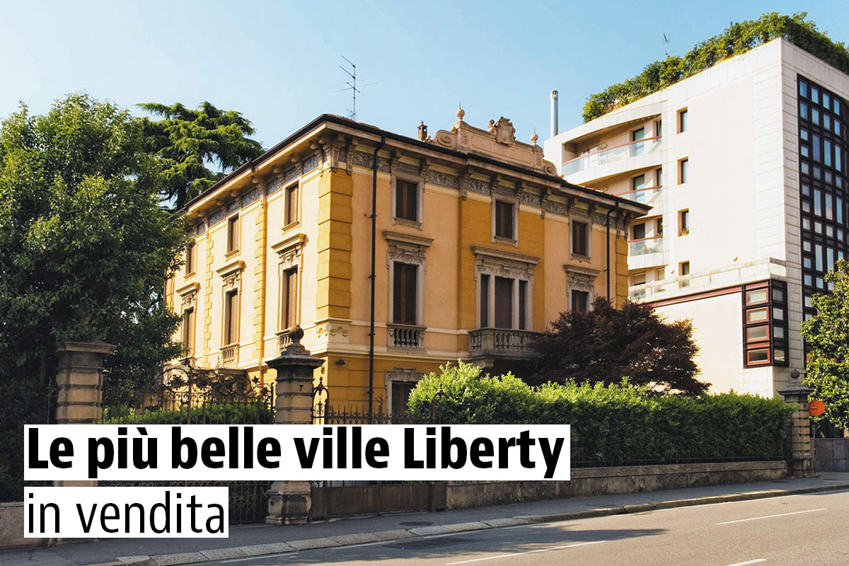Le pi belle ville Liberty in vendita  idealistanews