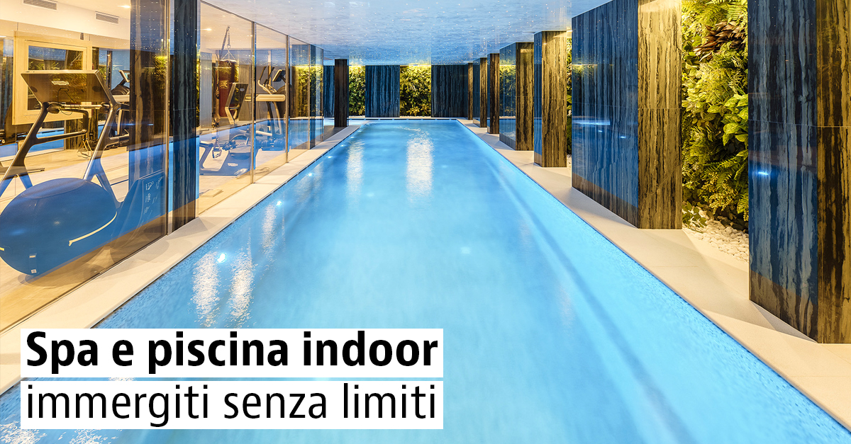 Case con piscina e spa relax senza uscire di casa  idealistanews
