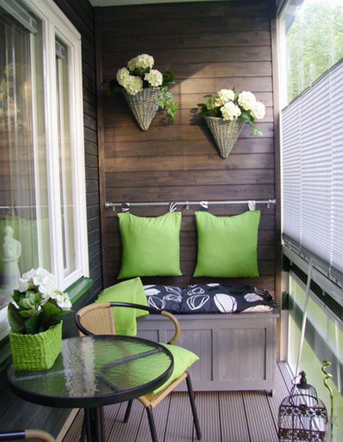Come sfruttare al massimo il proprio balcone e trasformarlo in ci che si desidera Fotogallery