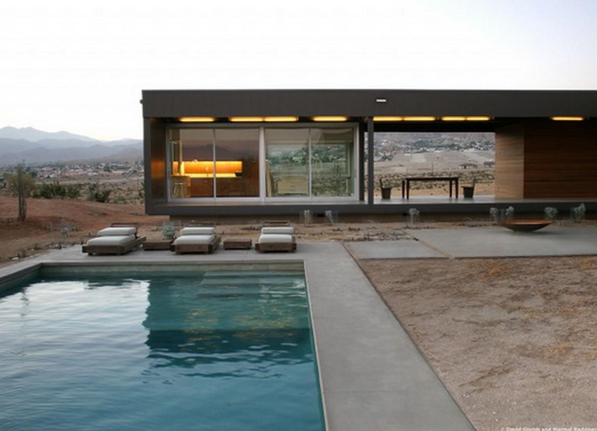 Dieci case in mezzo al deserto per le quali rinunceresti volentieri alla civilt Fotogallery