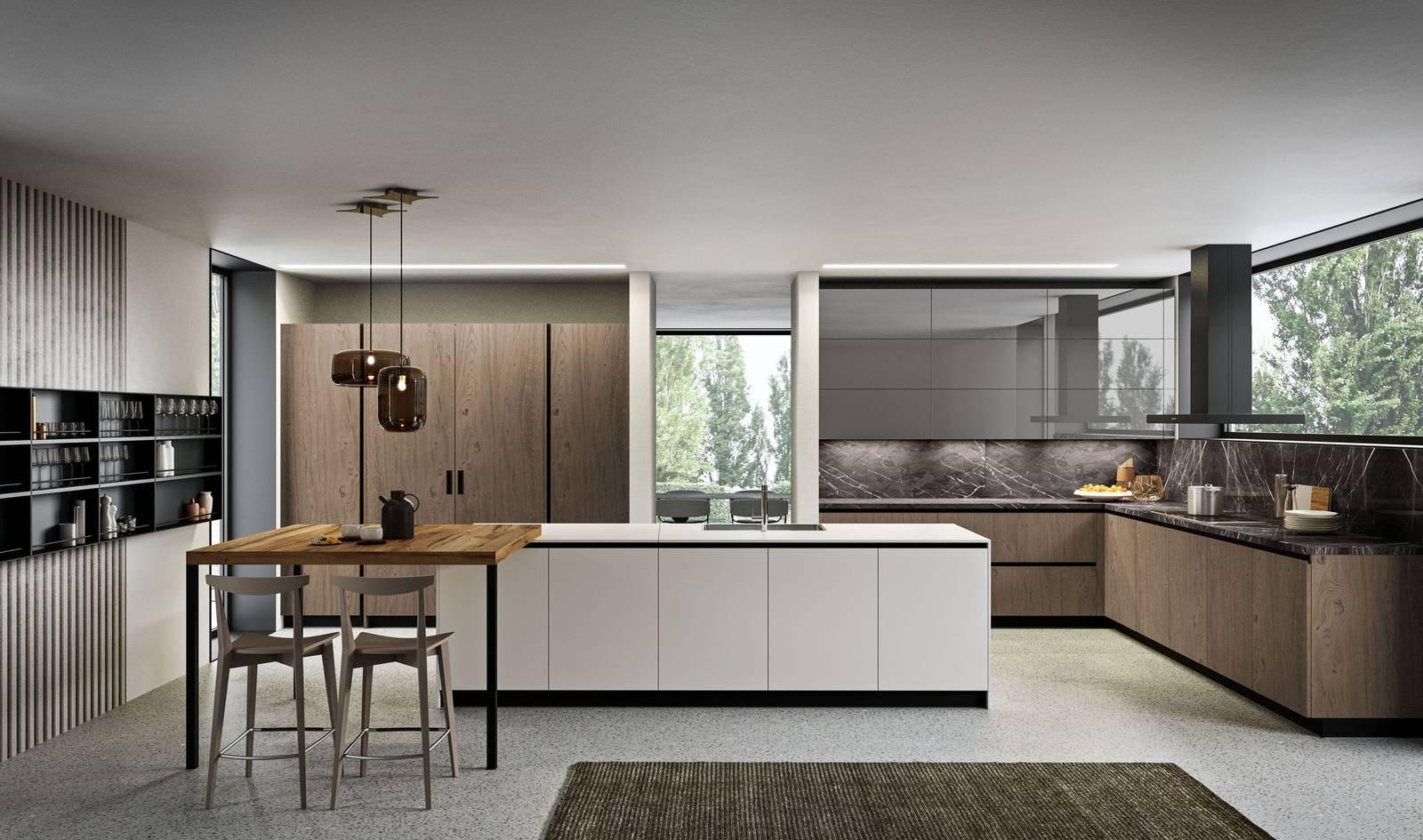 f7a409caae Arredare Una Cucina Moderna Con Isola | Come Arredare Una Casa ...