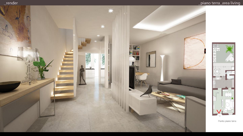 Progetto casa 80 mq 2 piani. Progetto Per Una Casa Unifamiliare Su Due Piani Idealista News