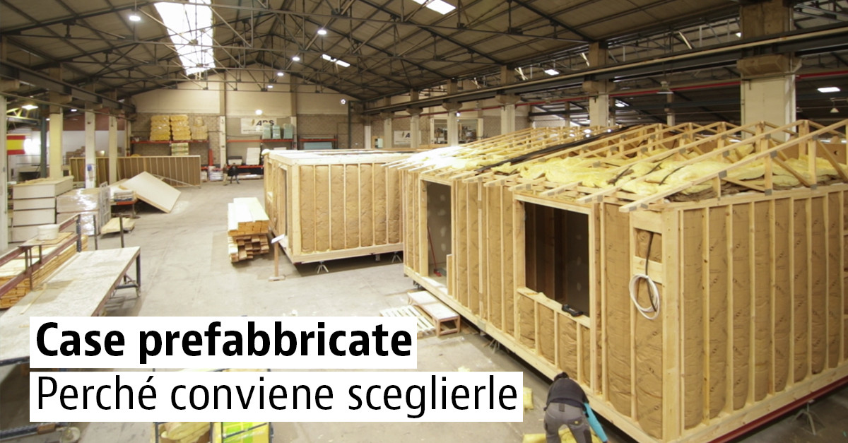 Casa prefabbricata in Italia  idealistanews